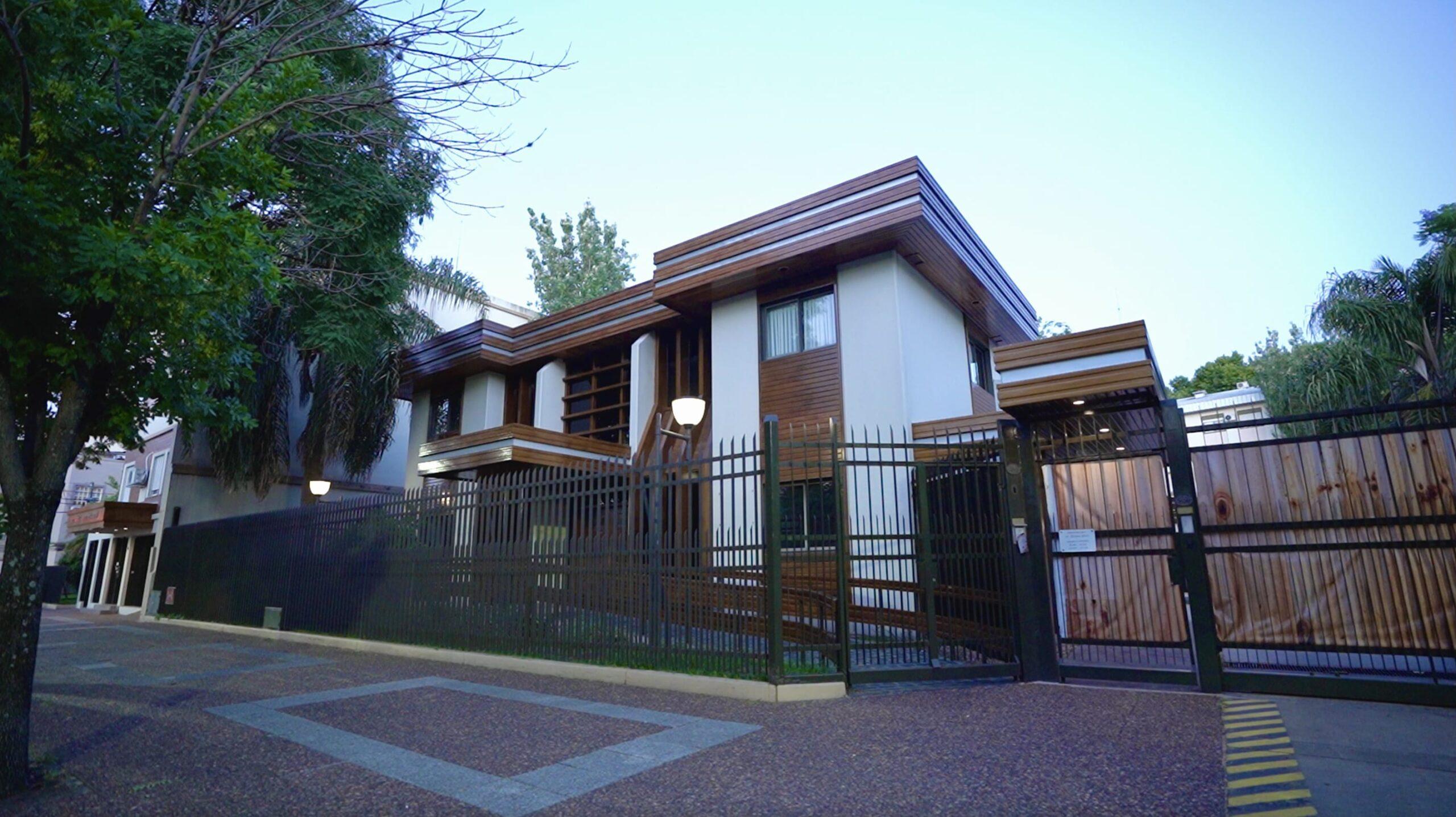 Casa FOA 2021 se llevará a cabo en Elcano 3840 (CABA), entre los barrios de Belgrano, Colegiales y Villa Ortúzar.