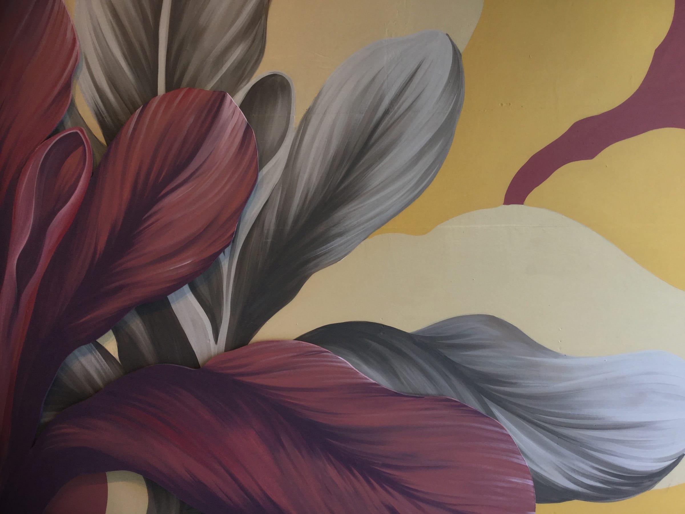 Murales de Flor Nativa