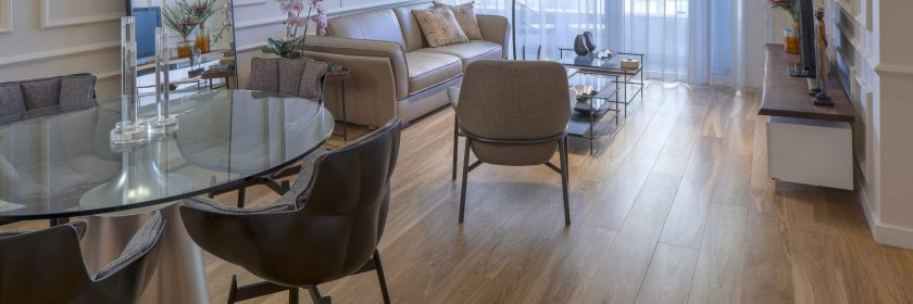 roble americano brushed 3-4x8 1